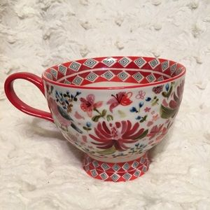 NWOT Anthropologie Mug by Jennifer Orkin Lewis